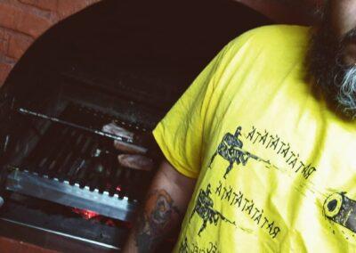 Camiseta de algodão 30.1 Penteada que isso camarada cliente 170