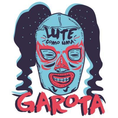 Camiseta Lute, hermana Ilustração