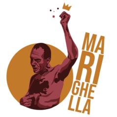 Camiseta Mariguella Ilustração