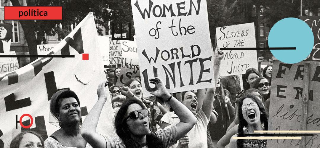 A onda antidemocrática vs O feminismo dos 99%