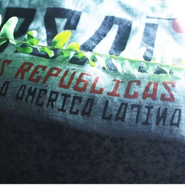 Camiseta algodão URSAL