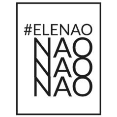Ilustração #Elenão