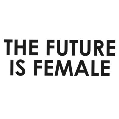 Ilustração The Future is Female