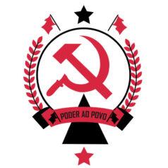 Ilustração por alinne martins - Comunismo, poder ao povo