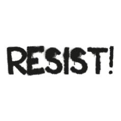 Camiseta Resist ilustraçao