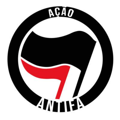 Ilustração ação antifa