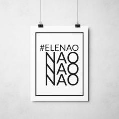 Poster #Elenao
