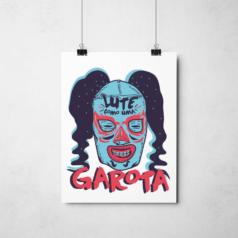 Poster - Mucha Lucha