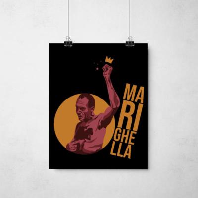 Poster Marighella