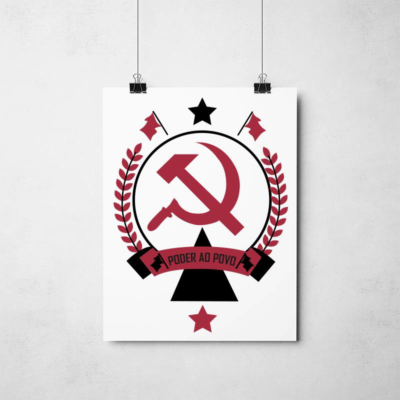 Poster - Poder ao Povo