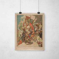 Poster A revolução dos esquecidos