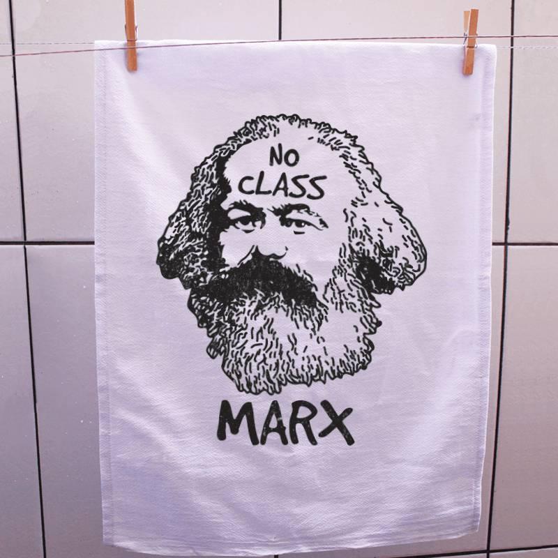 Pano de prato MArx no class