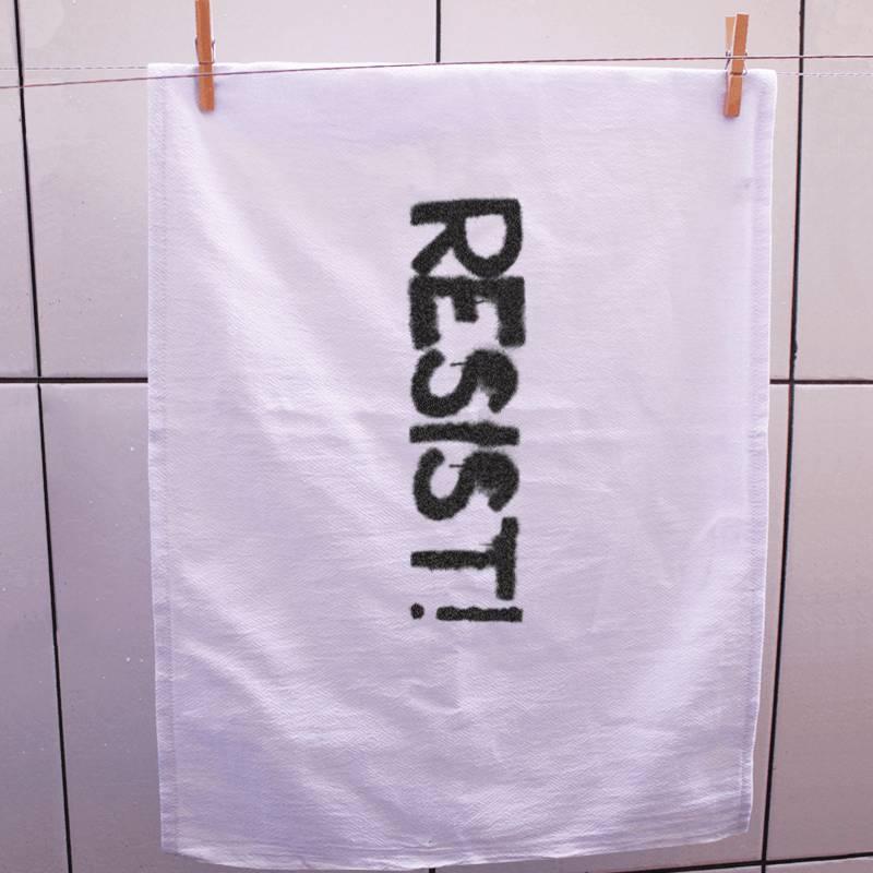 Pano de prato Resist