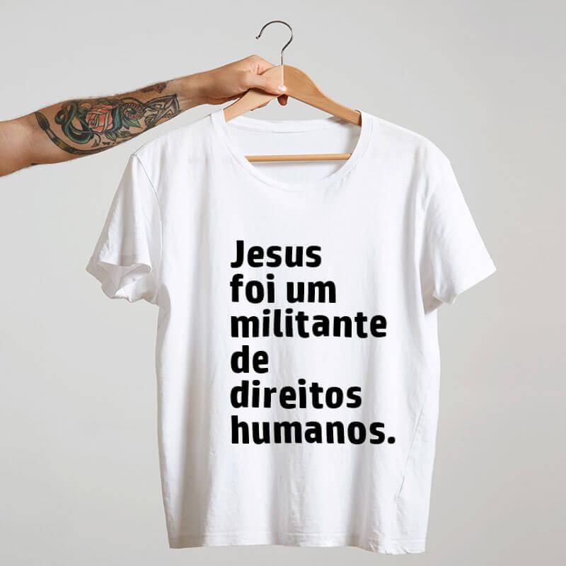 Camiseta-branca-Jesus-e-direitos-humanos