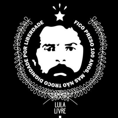 Ilustração Lula Livre