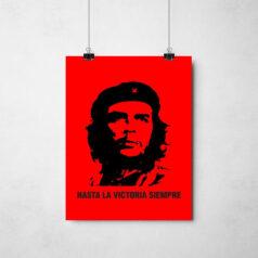 Poster Comandante Che Guevara