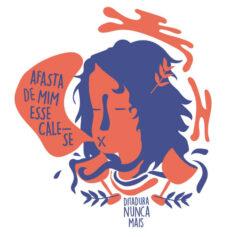 Ilustração Ditadura nunca mais