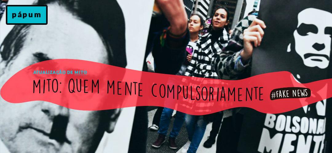 Nazismo é de esquerda, diz o presidente do Laranjal – Jair Bolsonaro