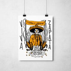 Poster - Emiliano Zapata
