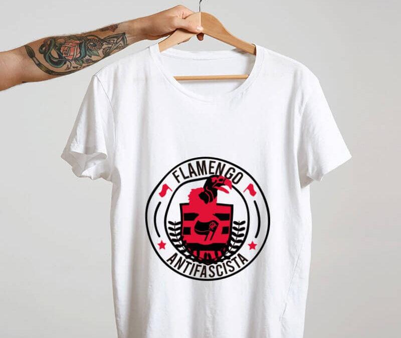 Camiseta – Flamengo Antifascista