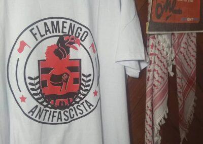 Camiseta de algodão 30.1 Penteada que isso camarada cliente106