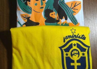 Camiseta de algodão 30.1 Penteada que isso camarada cliente119