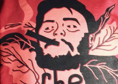 Camiseta de algodão 30.1 Penteada que isso camarada cliente22