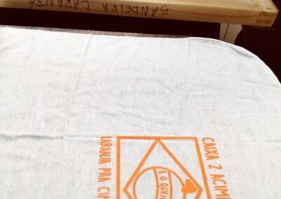 Camiseta de algodão 30.1 Penteada que isso camarada cliente55