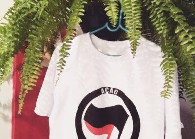 Camiseta de algodão 30.1 Penteada que isso camarada cliente60