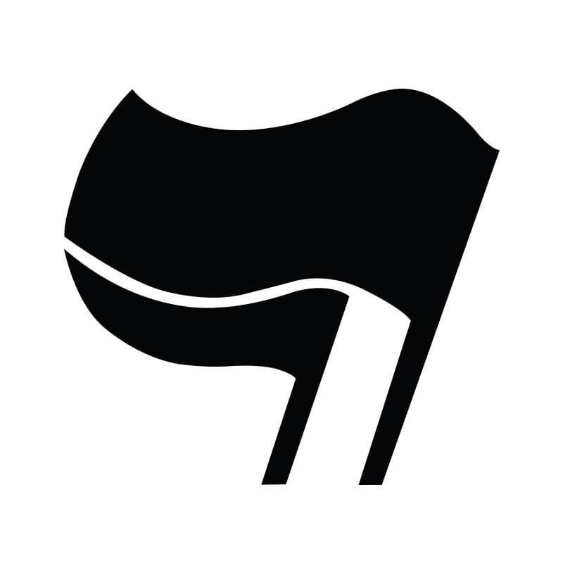 Logo máscara antifa