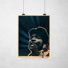 Poster - Movimento Pantera Negra - Emory Douglas
