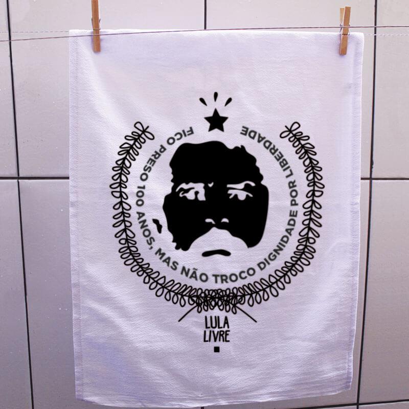 Pano - Não trocarei a minha dignidade pela minha liberdade, Lula