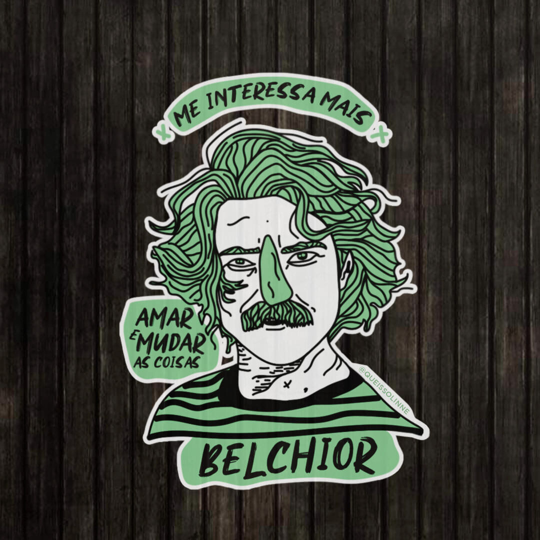 Adesivo - Belchior