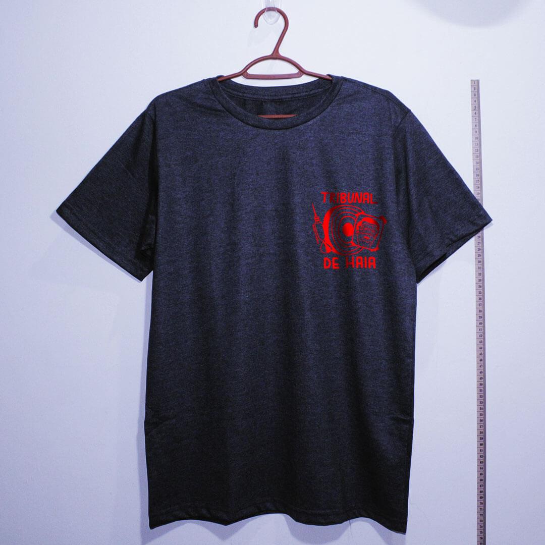 camiseta-Fora-Bolsonaro-Tribunal-de-Haia-chumbo algodão