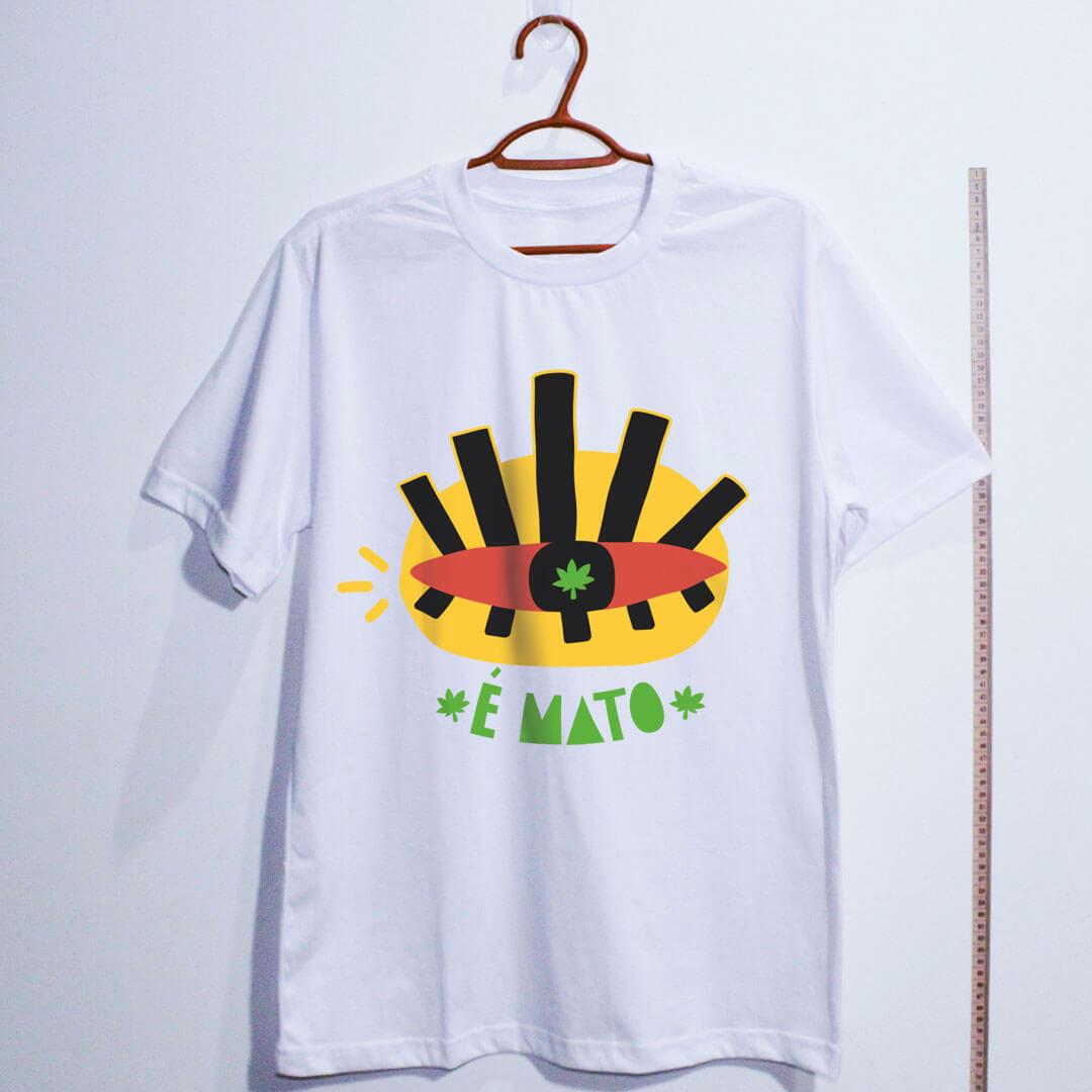 camiseta de algodão-cannabis-branca